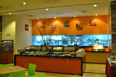 Cititel Express Dining area