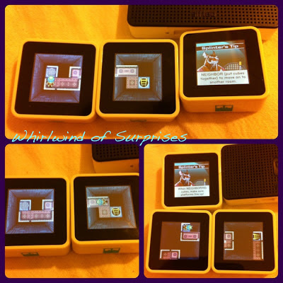 puzzle games for Sifteo