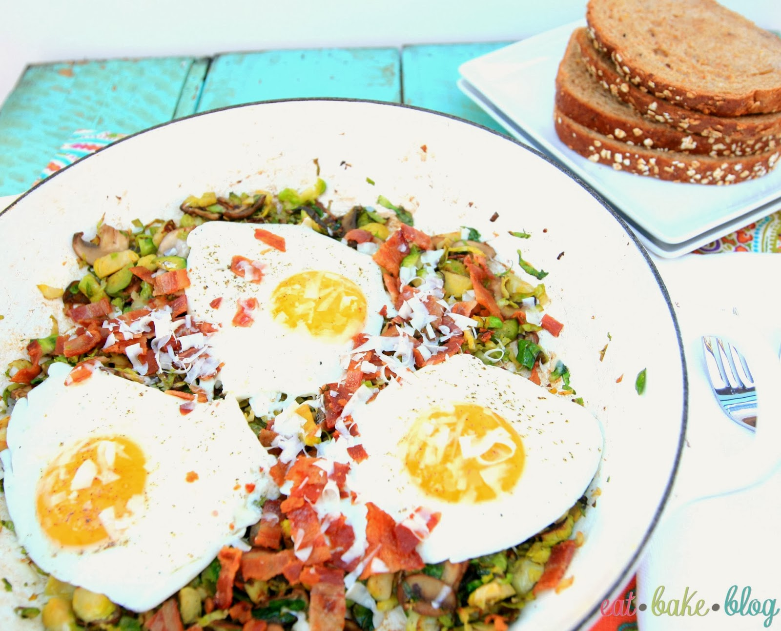 best breakfast hash brussels sprouts recipe easy egg recipe