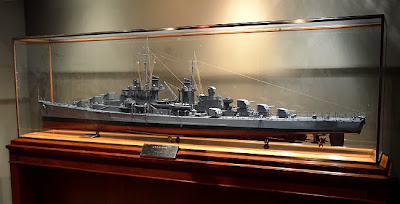 USS Atlanta, Atlanta History Center