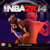 NBA 2K14 Lakers' Kobe Bryant Start-up Screen