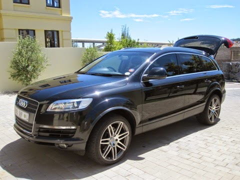 Expat Buying A Car In South Africa