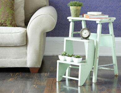 Has Some Great Ideas Like This Step Stool Ladder U2026