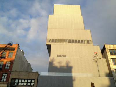 A lovely picture of the NewMuseum by Ella Doran