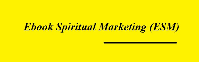 Ebook Spiritual Marketing...