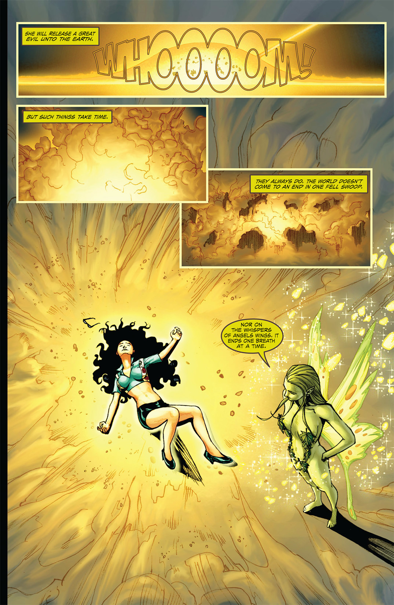 Grimm Fairy Tales (2005) Issue #30 #33 - English 11