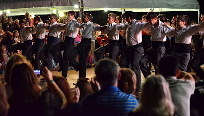 Atlanta Greek Festival, Dancers