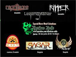 Mysticus Radio: EPISODE 81 Heavy Metal