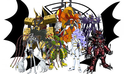 Gambar Digimon