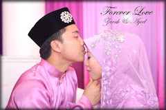 My Wedding : 31 Mac - 1 April  2012 & 29 April 2012
