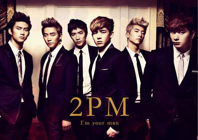 2PM - I am your man