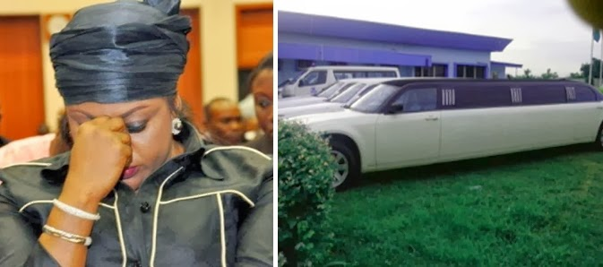 stella oduah armoured limousines