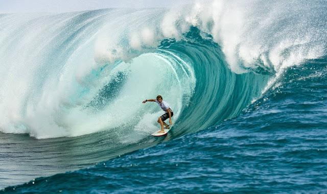 Billabong Pro Tahiti 2014 John John Florence HAW Foto ASP Will H S