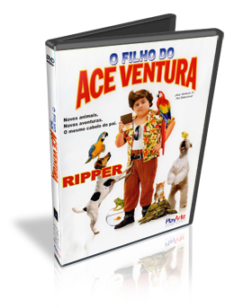 Download O Filho do Ace Ventura Dublado RMVB