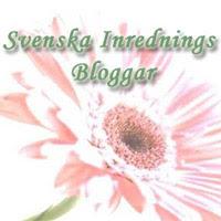 Medlem i Svenska Inredningsbloggar