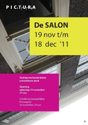 Toendra salon der leden in pictura dordrecht - Schilderij salon idee ...
