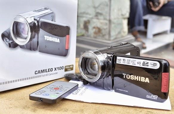Toshiba camilio x100