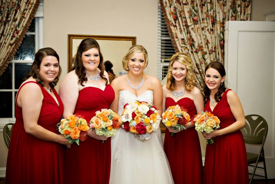 The Blooming Bride, DFW, Fort Worth, Texas, Wedding Flowers, Bridesmaids