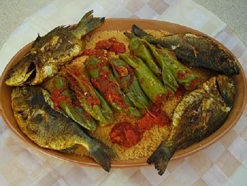 Les doigts de beya couscous au poisson sfaxien for Allez cuisine translation