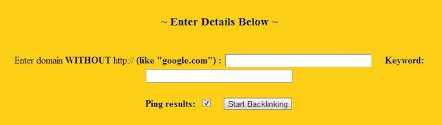 Cara Mudah Mendapatkan Backlink sebanyak 500 Link