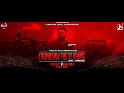 Gunday Returns by Dilpreet Dhillon