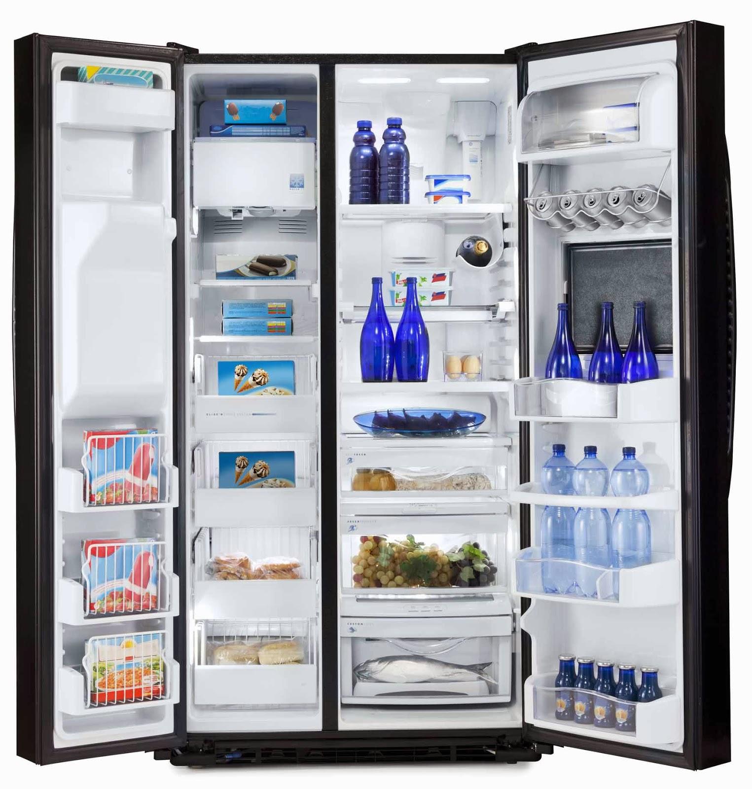 Kuehlmoebel247.de: Amerikanischer Kühlschränke General Electric ...