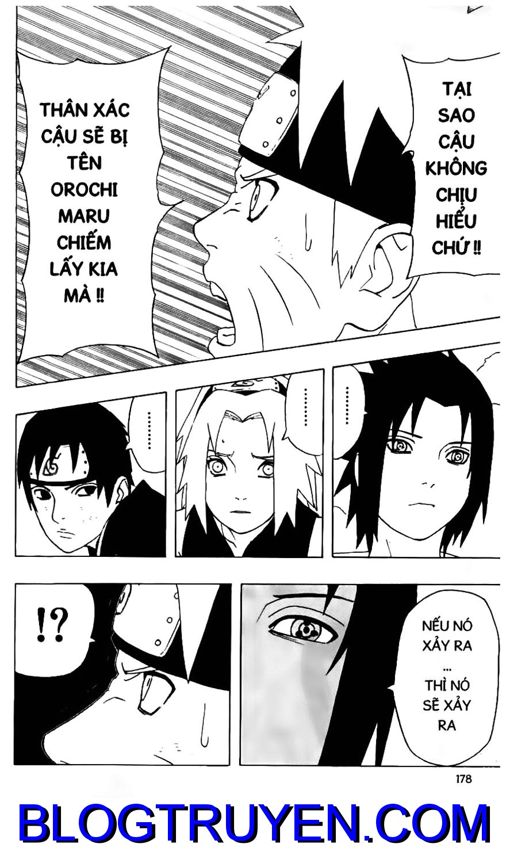 Naruto chap 309 Trang 9 - Mangak.info