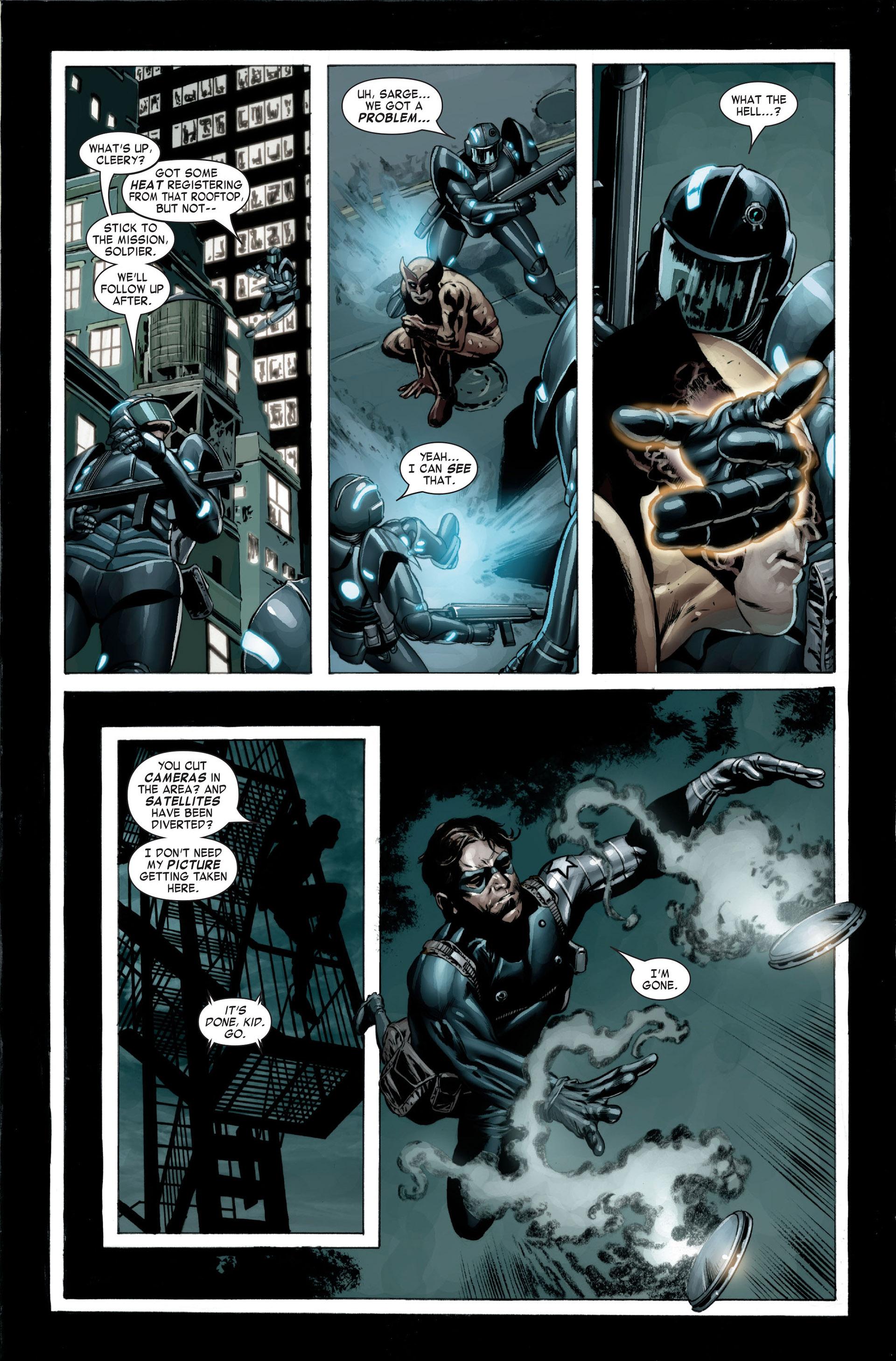 Captain America (2005) Issue #23 #23 - English 16