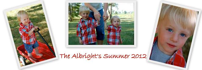 The Albright's