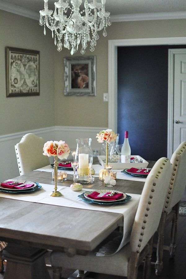 Bon Want A Restoration Hardware Style Dining Table? This Blogger Found The  Aldridge Dining Table That