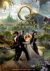 Oz: Mágico e Poderoso – 720p Dual Audio