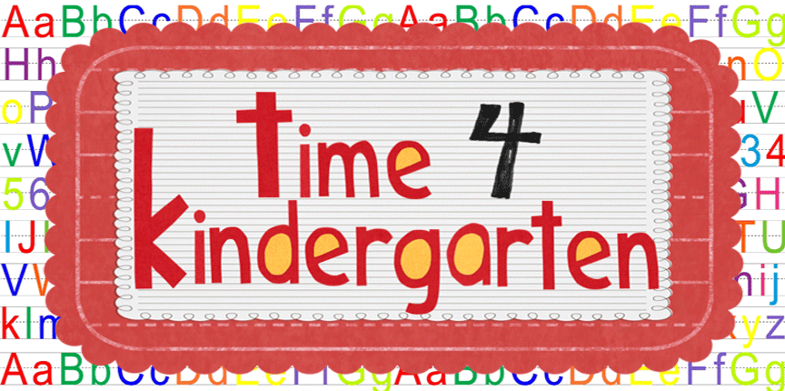 Time 4 Kindergarten