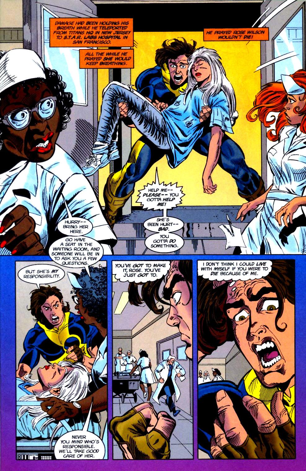Deathstroke (1991) Issue #51 #56 - English 2