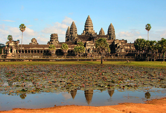 Beautiful World Heritage Temples in Southeast Asia
