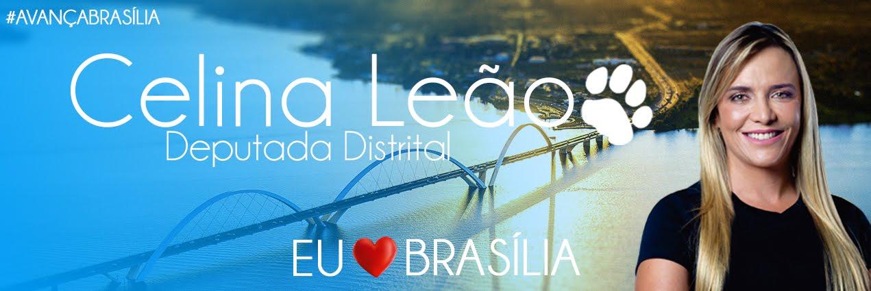 Deputada Celina Leão - #AvançaBrasília