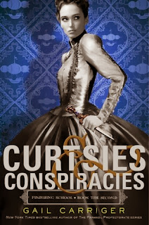 https://www.goodreads.com/book/show/15723286-curtsies-conspiracies