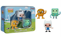 Funko Pop! Adventure Time Pocket Pop Tin