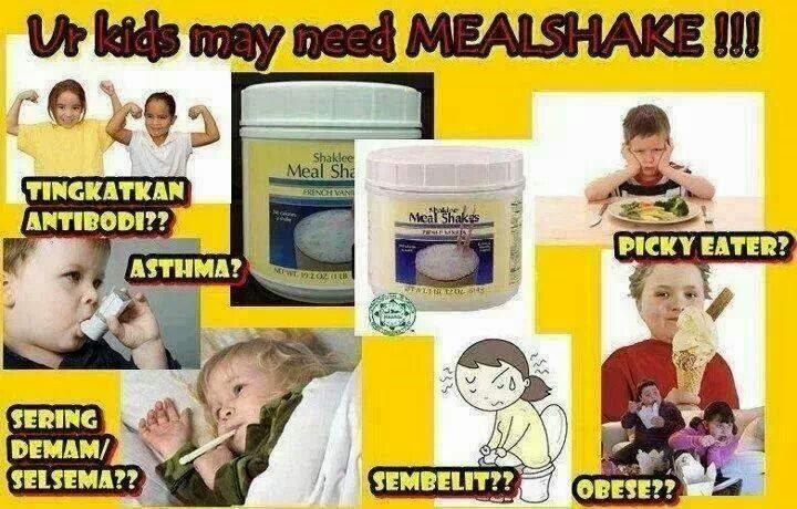 MEALSHAKE RM113.75