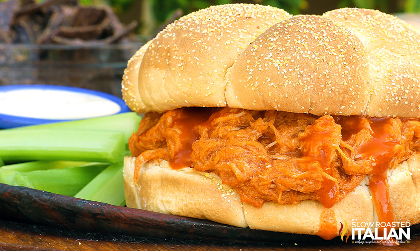 http://theslowroasteditalian-printablerecipe.blogspot.com/2015/03/easy-shredded-buffalo-chicken-sandwiches.html