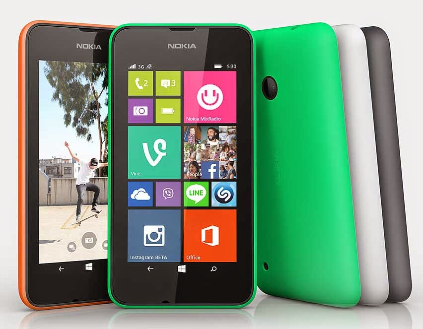 Nokia Lumia 530-Techdio