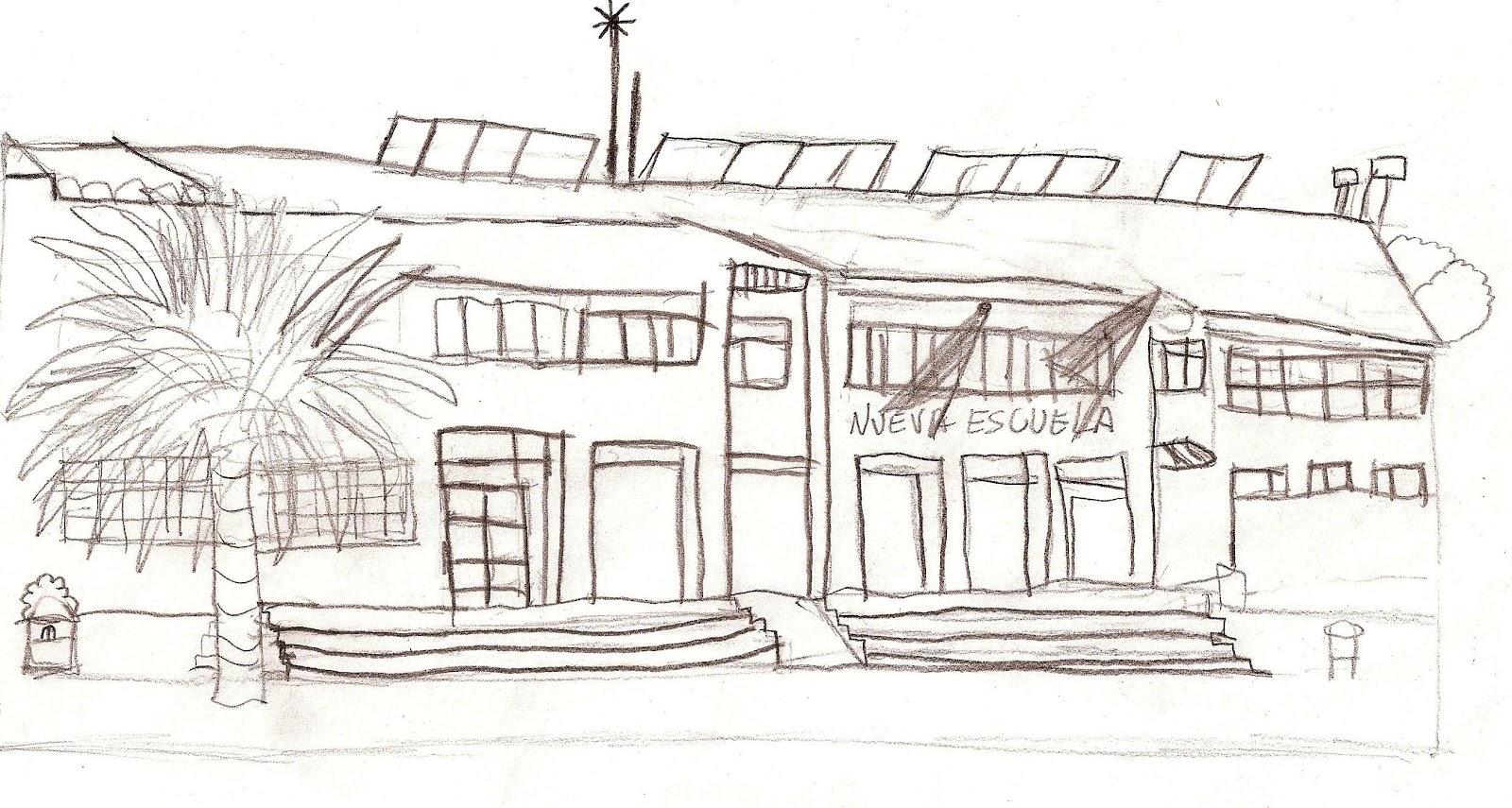CEIP Nueva Escuela Dibujamos nuestro cole