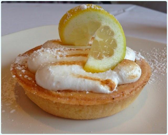 Luciano's at the Millstone, Anderton - Dessert