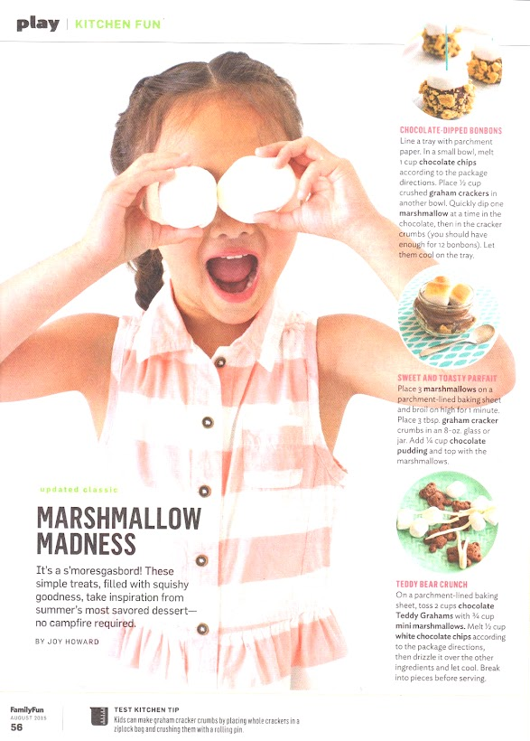 Ariana Metcalf - Cast Images - Family Fun Magazine