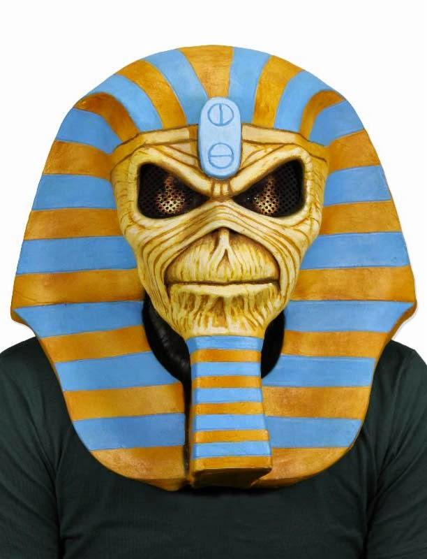 Máscara Iron Maiden Powerslave