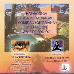 Yoga y Sonido