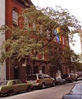 The LGBT Community Center, 208 W. 13th Street, New York, NY 10011