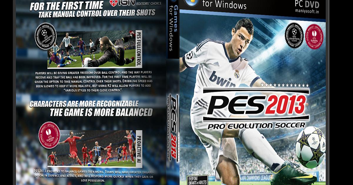 Download Pro Evolution Soccer 2016 PC Full Crack