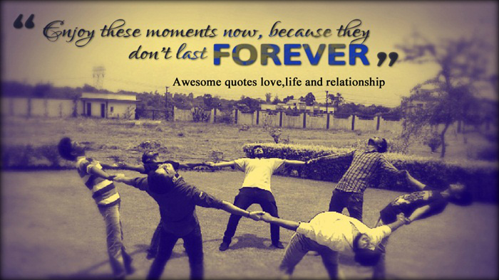 happy moments with friends quotes
