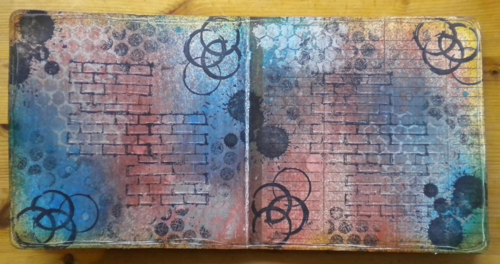 A Crafty Punum: Favourite Stamp