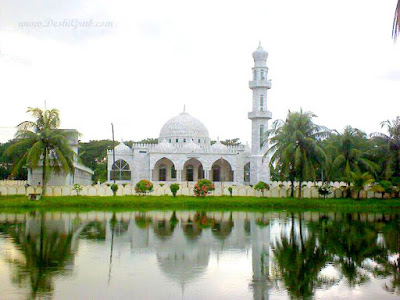 Mosque in Sylhet city